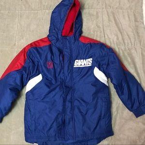buy online 0b6fc 5ce40 New York Giants NFL winter jacket